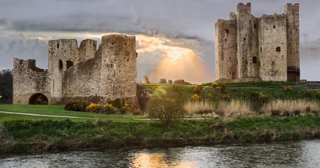 Beautiful Trim Castle, Co. Meath (source: discoverireland.com)