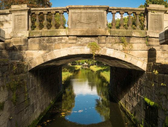 Bridge on the Grand Canal, Dublin