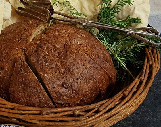 Seed Honey Bread