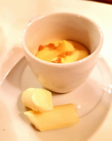 Barge Made Country Butter Recipe